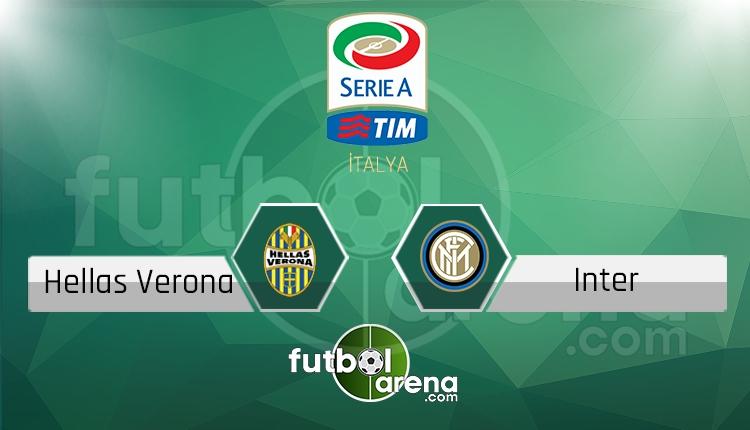 Verona İnter canlı skor, maç sonucu - Maç hangi kanalda?