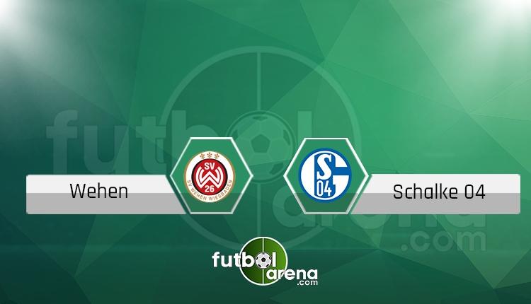Wehen Wiesbaden - Schalke 04 canlı skor, maç sonucu - Maç hangi kanalda?