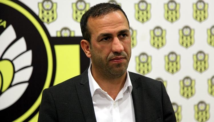 Yeni Malatyaspor'da Adil Gevrek'ten sert tepki! 'Adalet istiyoruz'