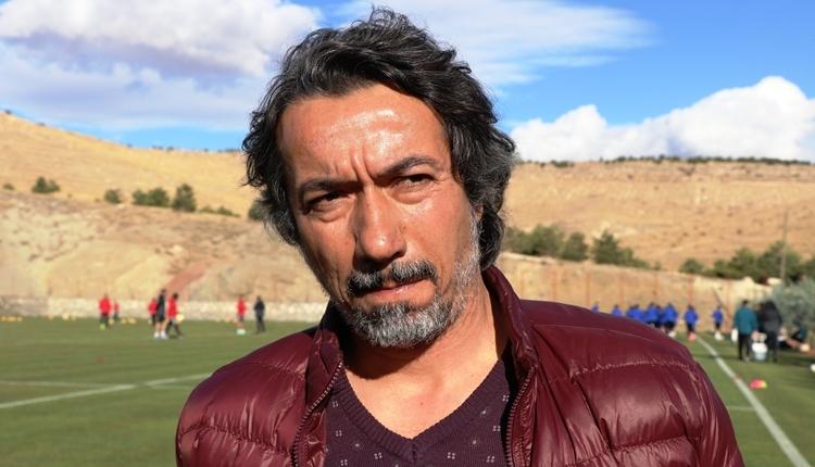 Yeni Malatyaspor'da Ali Ravcı'dan Başakşehir'e gözdağı