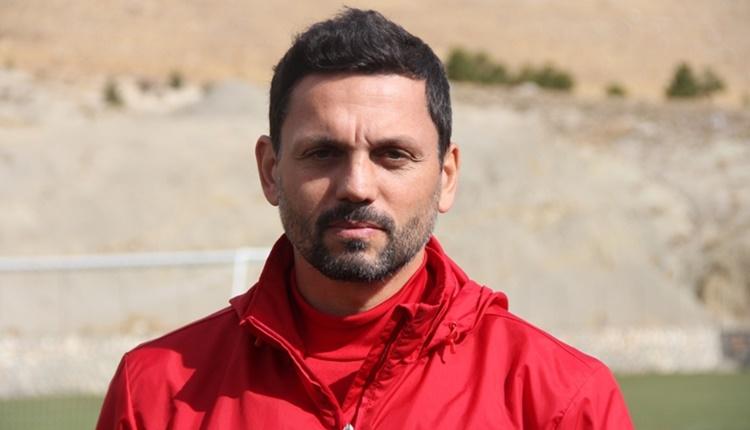 Yeni Malatyaspor'da Erol Bulut: 'Her geçen gün daha iyiye gidiyoruz'