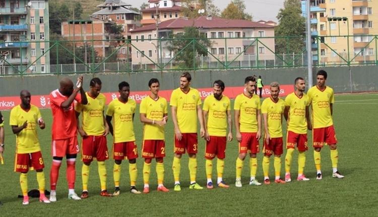 Yeni Malatyaspor'da Erol Bulut ile 2. galibiyet