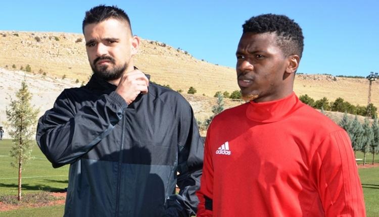Yeni Malatyaspor'da Saido Diallo: