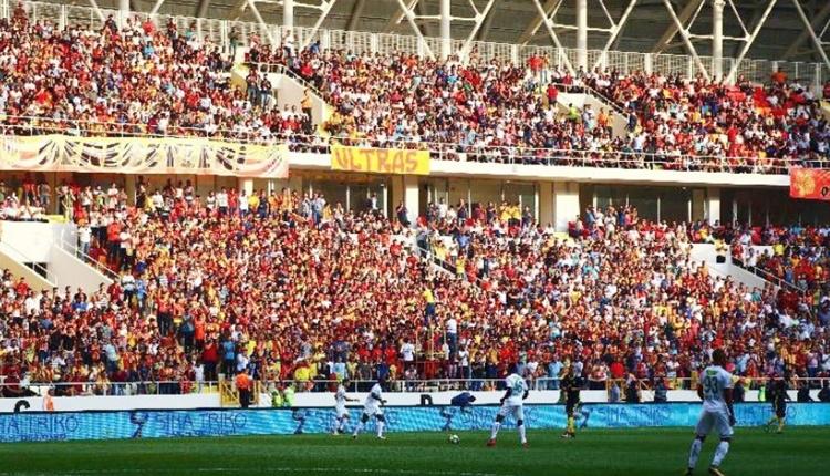 Yeni Malatyaspor'da taraftarlardan 'kale arkası' kararı
