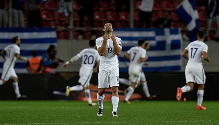 Yunanistan, 2018 Dünya Kupası için play-off oynayacak (İZLE)