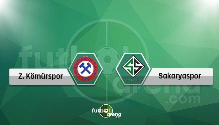 Zonguldak Kömürspor - Sakaryaspor canlı skor, maç sonucu - Maç hangi kanalda?