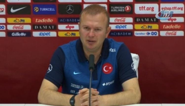 Abdullah Ercan'dan Süper Lig takımlarına gönderme