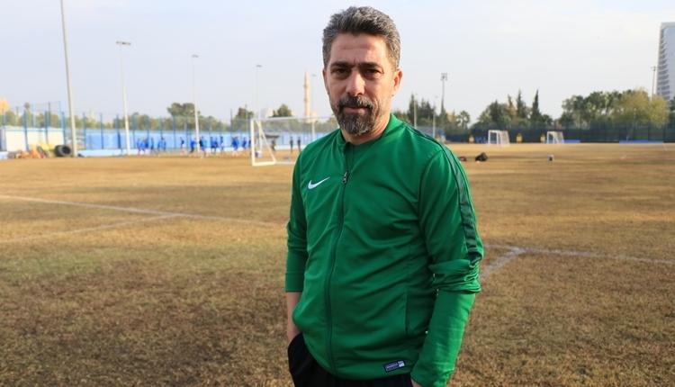 Adana Demirspor'da Timuçin Bayazit'tan Fenerbahçe maçı iddiası
