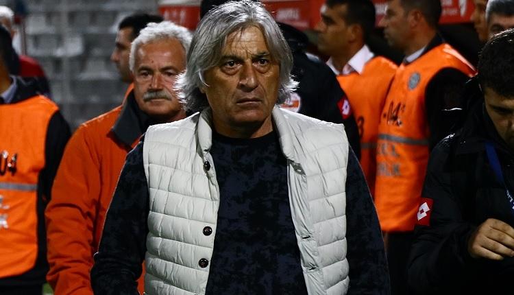 Adanaspor'da Kemal Kılıç çıldırdı! Küfür eden taraftarlara cevap: Kimisin lan siz?