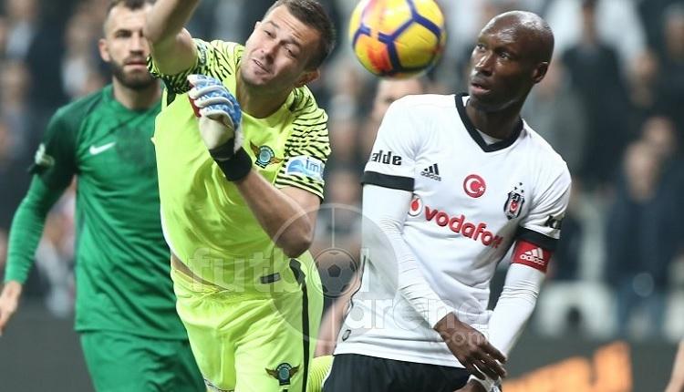 Akhisar'da kaleci Lukac'tan çarpıcı Beşiktaş açıklaması