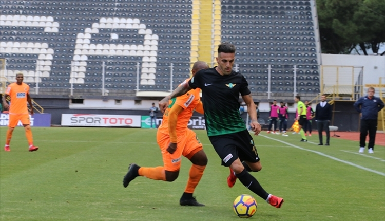 Akhisarspor 13 maç sonra bir ilki yaşadı