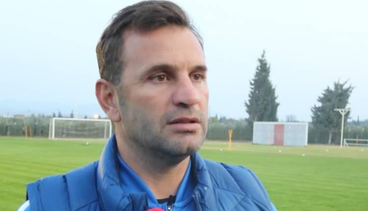 Akhisarspor Teknik Direktörü Okan Buruk gelecekten umutlu
