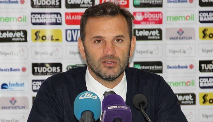 Akhisarspor'da Okan Buruk: 'Türkiye Kupası çok önemli'