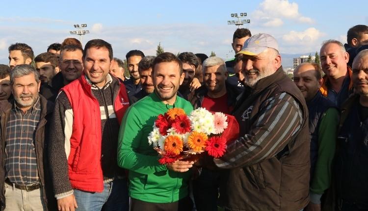 Akhisarspor'da Okan Buruk'tan Beşiktaş maçı örneği