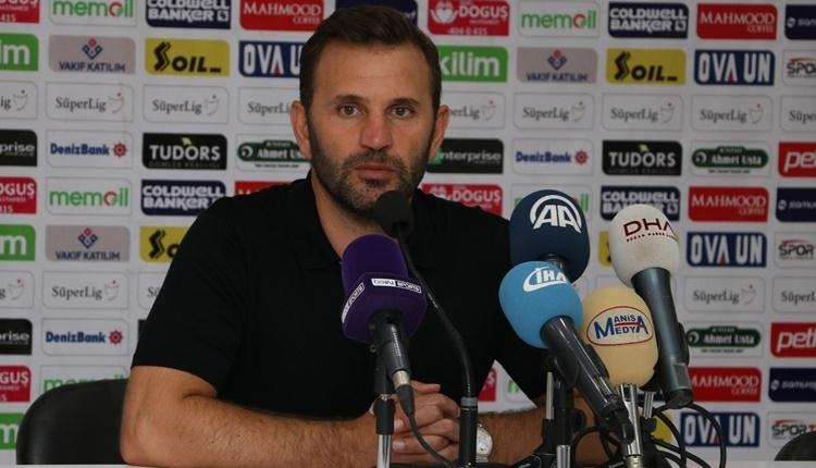 Akhisarspor'da Okan Buruk'tan Beşiktaş maçı uyarısı