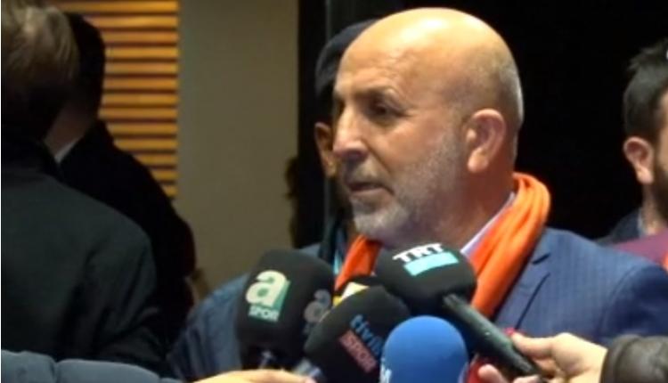 Alanyaspor başkanından Galatasaray maçı hakemine tepki
