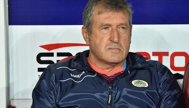 Alanyaspor'da Galatasaray maçı öncesi kadro krizi! Safet Susic'ten itiraf