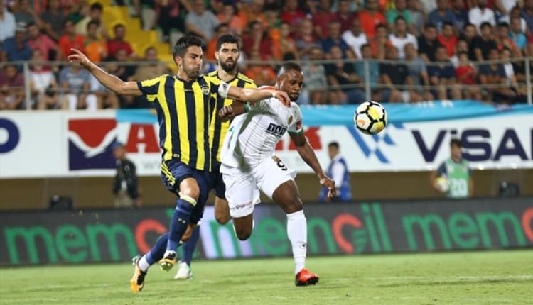 Alanyaspor'da Galatasaray maçı öncesi şok sakatlık