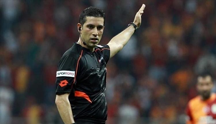 Ali Palabıyık, UEFA Avrupa Ligi maçına atandı