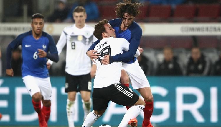 Almanya 2-2 Fransa maç özeti ve golleri (İZLE)