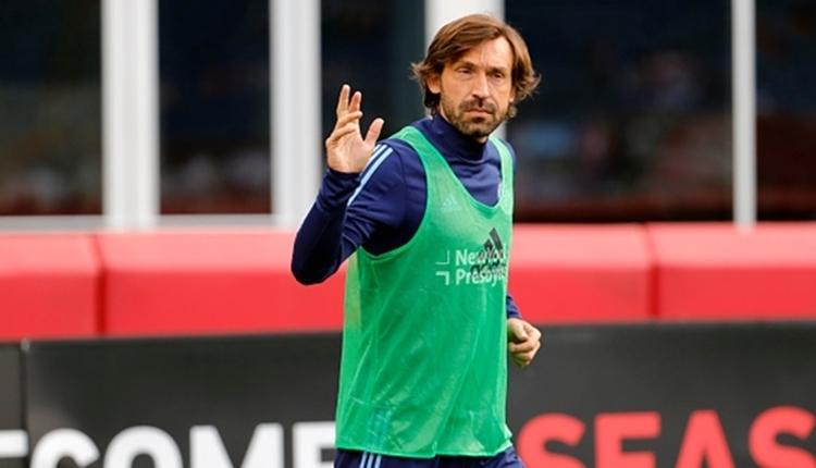 Andrea Pirlo futbolu bıraktığını açıkladı