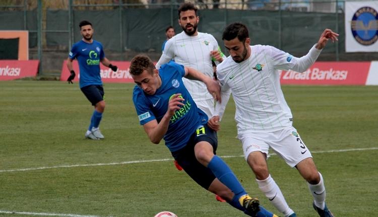 Ankara Demirspor 0-3 Akhisarspor maç özeti ve golleri (İZLE)