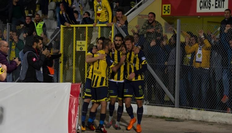 Ankaragücü'nün TFF 1. Lig'de son kurbanı Denizlispor