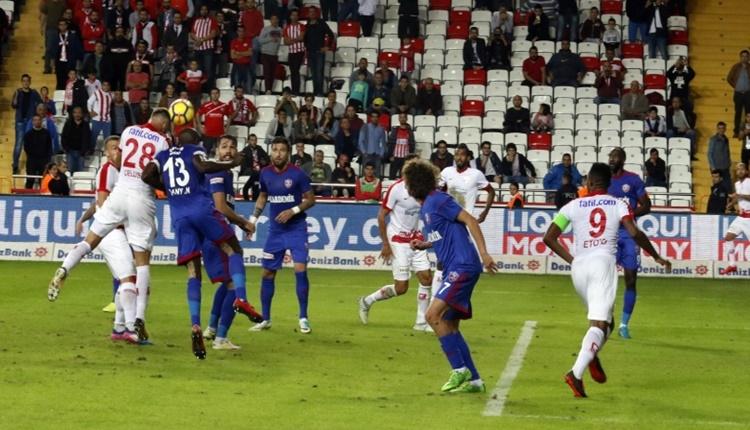 Antalyaspor, Süper Lig'de evinde geçilmiyor