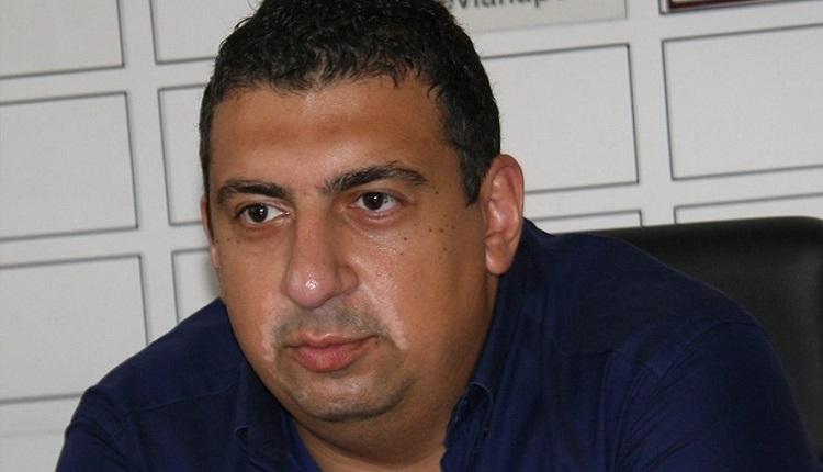 Antalyaspor'da Ali Şafak Öztürk'ten Fenerbahçe maçının hakemine tepki
