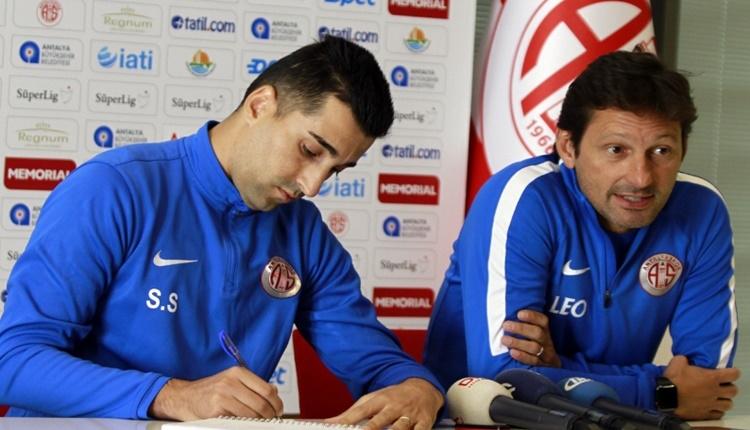 Antalyaspor'da teknik direktör Leonardo: 'Puan durumunda uçacağız.'