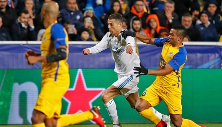 APOEL 0-6 Real Madrid maç özeti ve golleri (İZLE)