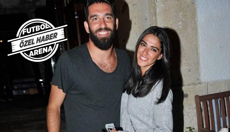 Arda Turan ile Aslıhan Doğan yeniden barıştı! İtalya'da tatil