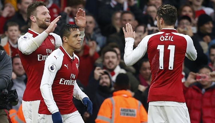 Arsenal 2-0 Tottenham maç özeti ve golleri (İZLE)