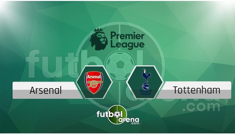 Arsenal - Tottenham saat kaçta, hangi kanalda? (İddaa Canlı Skor)
