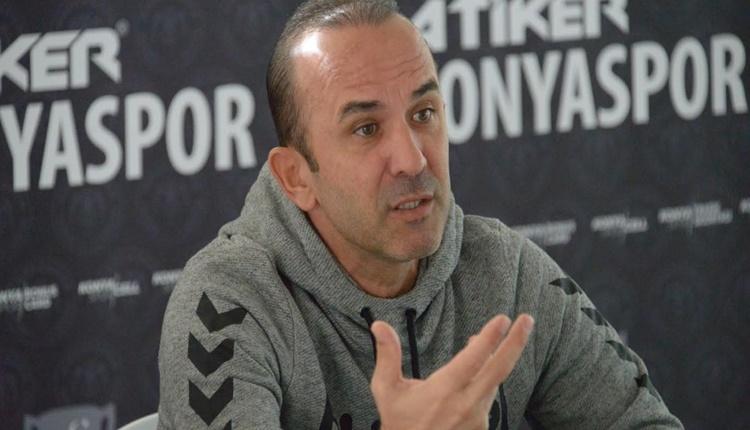 Atiker Konyaspor'da Mehmet Özdilek'den transfer sitemi