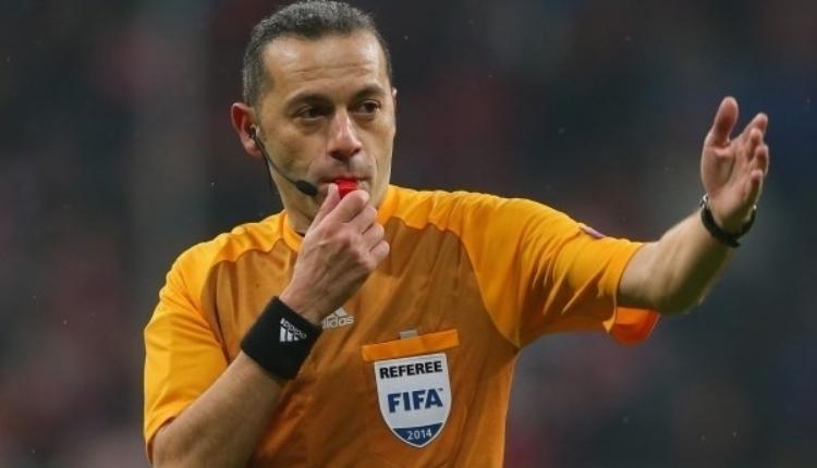 Atiker Konyaspor'dan Cüneyt Çakır açıklaması