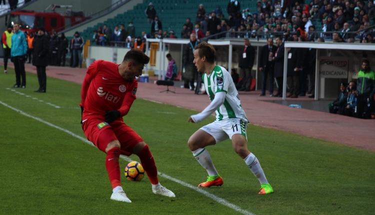 Atiker Konyaspor'un konuğu Antalyaspor