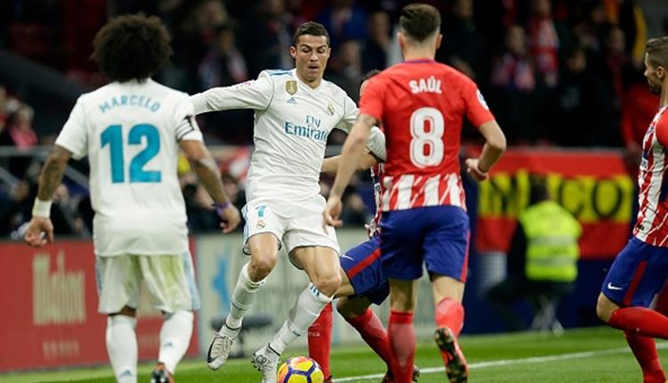 Atletico Madrid 0-0 Real Madrid maç özeti (İZLE)
