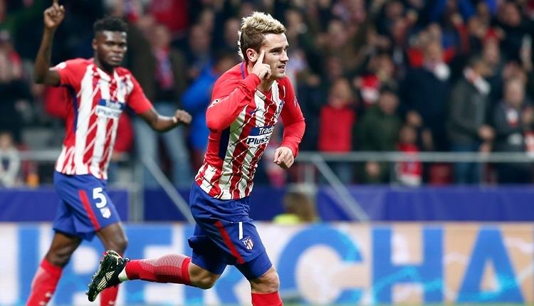 Atletico Madrid 2-0 Roma maç özeti ve golleri (İZLE)