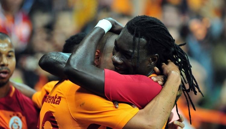 Bafatimbi Gomis ve Tolga Ciğerci, Beşiktaş'ı geride bıraktı