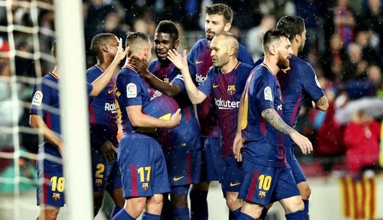 Barcelona 2-1 Sevilla maç özeti ve golleri (İZLE)