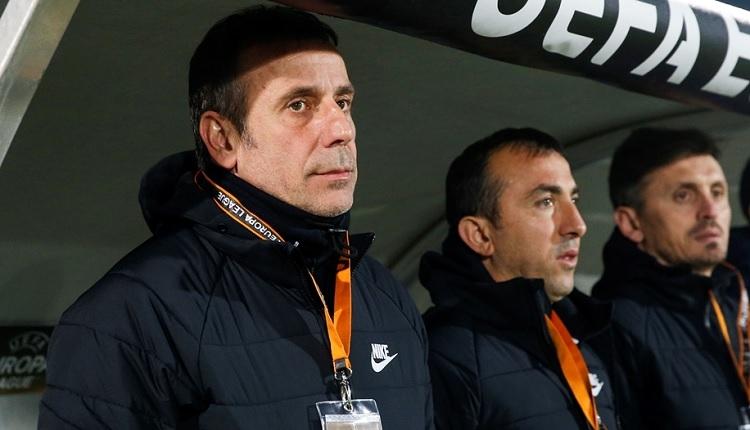 Başakşehir'de Abdullah Avcı Ludogorets maçında ilki yaşadı