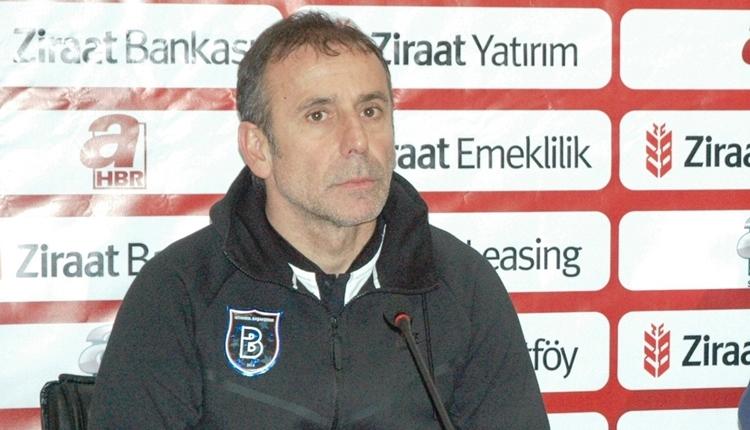 Başakşehir'de Abdullah Avcı: 'Türkiye Kupası'nı istiyoruz'