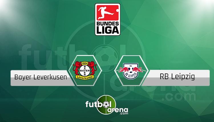 Bayer Leverkusen - RB Leipzig saat kaçta, hangi kanalda? (İddaa Canlı Skor)