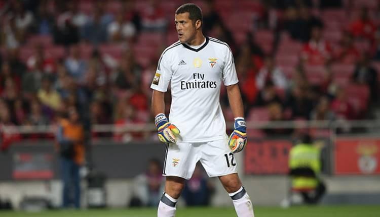 Benfica, Julio Cesar ile yollarını ayırdı