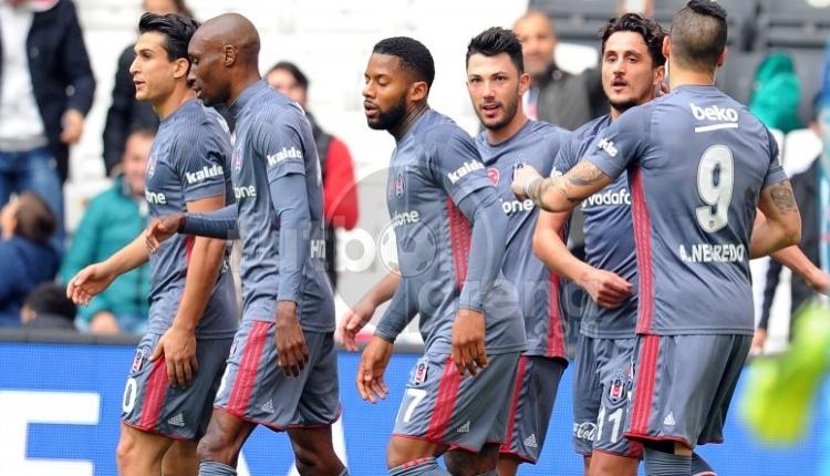 Beşiktaş 1 - 1 Astra Giurgiu maç özeti ve golleri (İZLE)