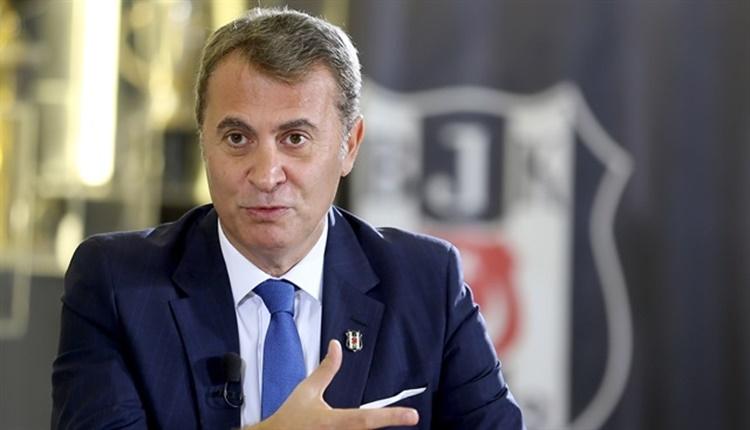 Beşiktaş Başkanı Fikret Orman: 'Real Madrid çıkmasın'