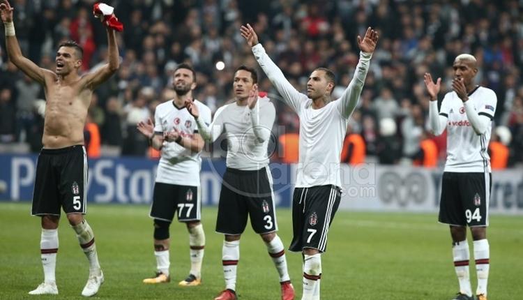 Beşiktaş, Galatasaray'ın Şampiyonlar Ligi rekorunu yakaladı