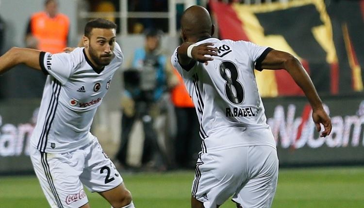 Beşiktaş, Göztepe'de bir ilki yaşadı