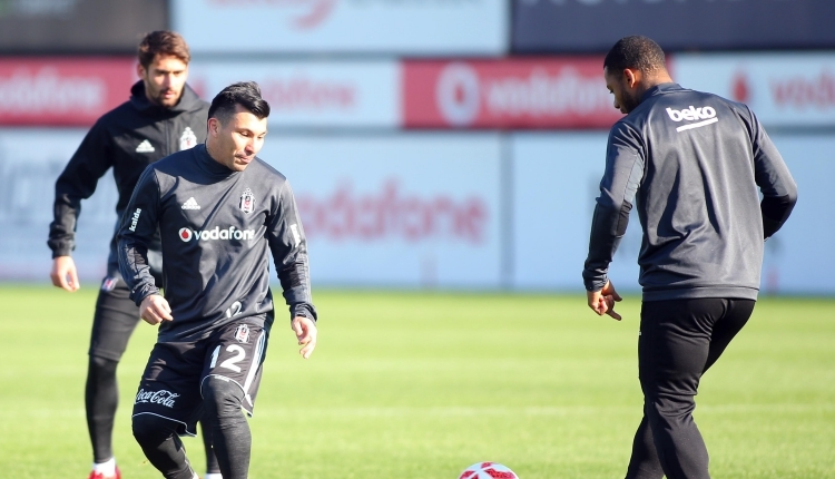 Beşiktaş, Manisaspor maçı hazırlıklarına başladı